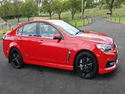 Holden Commodore 6.0 HOLDEN COMMODORE VF SSV REDLINE AUTOMATIC REDHOT