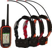 Garmin Alpha 100 Handheld with 3 TT15 Collars Cost $690 USD