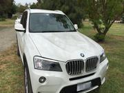 2011 Bmw 2011 BMW X3 xDrive20d F25 Auto 4x4